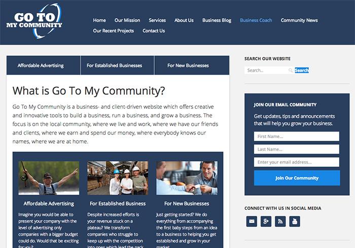 Go-To-My-Community